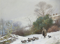 Ernest_Higgins_Riggs_Low_row_shepherd